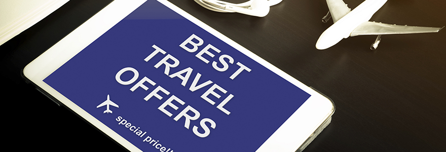 Find the best travel offers online